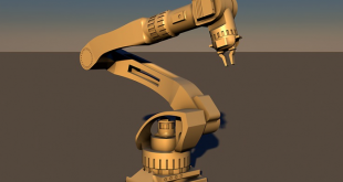 Roboterarm 310x165 - Asien installiert 70 Prozent mehr Industrie-Roboter
