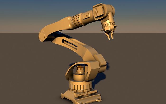 Roboterarm - Roboterarm