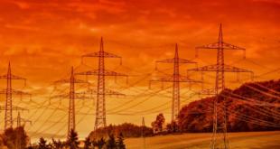Stromleitungen 310x165 - Wärmekraftwerke - Strom aus Kohle und Gas