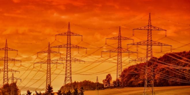 Stromleitungen 660x330 - Wärmekraftwerke - Strom aus Kohle und Gas