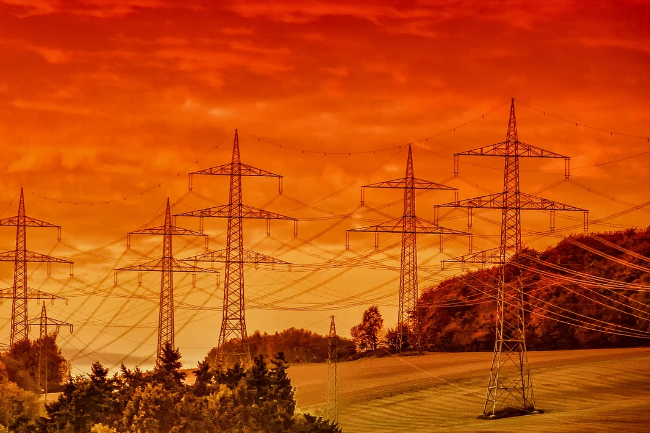 Stromleitungen - Stromleitungen