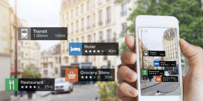 Augmented Reality 660x330 - Augmented Reality im Marketing von Unternehmen