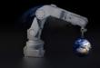 Roboterarm 110x75 - Ein boomender Markt: Die Roboterherstellung