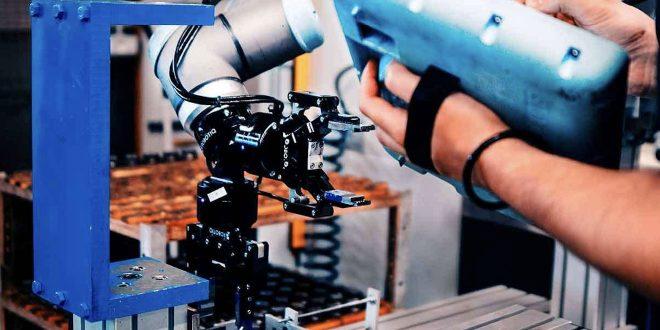 Industrieroboterarm – ein treuer Helfer in fast jeder Branche